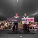 関西最大級のヘアーメイク&ファッションイベントに 「HiGH&LOW THE WORST」のキャストが殴り込み!?  HiGH&LOW THE WORST✖BEATNIXS サプライズスペシャルコラボステージ