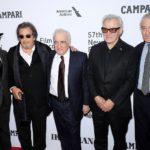 Netflix『アイリッシュマン』映画界のレジェンドがニューヨーク映画祭に集結!初上映に評論家が大絶賛!