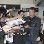"""『ターミネーター:ニュー・フェイト』:全世界No.1ヒットの熱狂をひっさげ、""""シュワ&リンダ""""が遂に日本に上陸!"""
