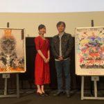 映画『プロメア』中島かずき&佐倉綾音、登壇 三夜目のチャンピオン祭開催‼