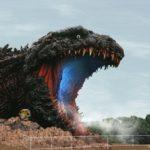 世界最大!淡路島に全長約120mの等身大ゴジラが出現!ニジゲンノモリ『ゴジラ迎撃作戦』2020年夏オープン