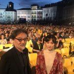 映画『旅のおわり世界のはじまり』ロカルノ8000人の観客からの喝采に<前田敦子>感無量!