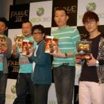 お笑い芸人が国王に!『Fable III』 発売記念イベント開催!