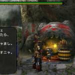 PSP『モンスターハンターポータブル 3rd』クエストの道中で役立つシステムを公開!
