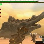 PSP『モンスターハンターポータブル 3rd』、峯山龍「ジエン・モーラン」登場!