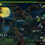 PSP『モンスターハンターポータブル 3rd』発売カウントダウンイベント開催!
