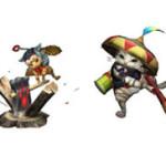 PSP『モンスターハンターポータブル 3rd』、オトモ武具屋について
