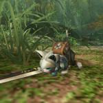 PSP『モンスターハンターポータブル 3rd』、オトモスカウト、オトモアイルーの特徴