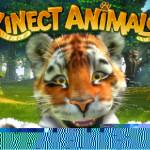 Xbox 360 『Kinect アニマルズ』。初回生産限定版には 「マルチーズ タイガー」 のぬいぐるみが同梱!