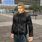 PSP『喧嘩番長5』 DOESのテーマソング「ジャック・ナイフ」のオリジナルレザージャケット登場!