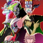 桂 正和 × サンライズ 本格ヒーローアニメ『TIGER & BUNNY』キービジュアルと設定画が完成!