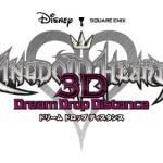 「キングダム ハーツ」 シリーズ 新プロジェクト ニンテンドー3DS専用ソフトの正式名称を発表 KINGDOM HEARTS 3D [Dream Drop Distance] 発表!