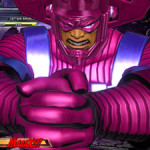 PS3/Xbox 360『MARVEL VS. CAPCOM 3 Fate of Two Worlds』 新キャラクター「ギャラクタス」公開!
