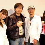 ザック・スナイダ―監督の最新作『エンジェル・ウォーズ』トークショーに桂正和さんらが登場!