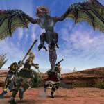 PSP『フロンティアゲート』のマルチプレイの映像を初公開!