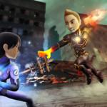 自分のアバターがヒーローとなって悪と戦う!Kinectによる新体験の対戦格闘ゲーム『パワーアップ ヒーローズ』発売決定!