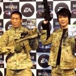 秋葉原をジャック!?EA『バトルフィールド 3』発売記念イベントを開催!