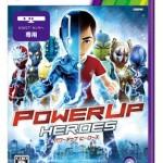 Xbox 360 Kinect専用ゲーム『パワーアップヒーローズ』基本操作方法など新規情報を公開!