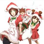アニメ「イヴの時間」クリスマス・イヴに何かが起きる???