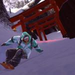 本格派スノーボードゲーム『SSX』の国内初回特典にMt. Fujiが登場!