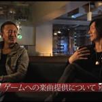 PS3/Xbox360『バイナリー ドメイン』吉井和哉さんと名越稔洋総合監督のスペシャル対談映像を公開!
