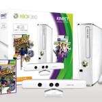 「Xbox 360 4GB + Kinect スペシャル エディション (ピュア ホワイト)」が3月8日に発売決定!