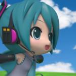 豪華アイテムがGETできるランキングバトルも開催!『初音ミク』ゲーム映像が、カラオケ背景映像に登場!