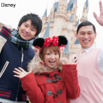 ディズニー・チャンネル「東京ディズニーリゾート My マップ!」オードリーが新MCの座をかけ大熱戦!