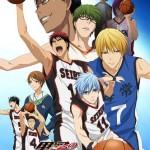 4月新番組「黒子のバスケ」新メインビジュアル公開!第1話アフレコもコメント到着!