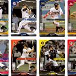 新カード150枚以上!「ベースボールヒーローズ2011シャインスター」に「HEAT UP VERSION」登場!