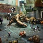 PS3専用ソフトウェア『TOKYO JUNGLE』 各クリエイターによるプレイ映像公開