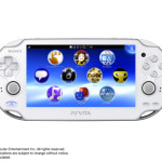 『PlayStation Vita』の新色が発売!