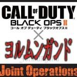 「コール オブ デューティ ブラックオプスⅡ」×「ヨルムンガンドJOINT」OPERATIONS始動!