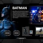 『ダークナイト ライジング』ブルーレイ&DVD リリース記念!バットマン史上初!同時に特典が楽しめるセカンド・スクリーン搭載!