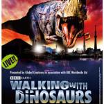 走り、吼え、戦う!史上最大の恐竜ライブ『WALKING WITH DINOSAURS LIVE ARENA TOUR IN JAPAN』開催決定!