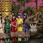 """ももいろクローバーZが""""恐竜""""とコラボ?!特別番組 「ももいろダイナソーZ」が放送決定だZ!"""