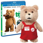 世界一有名&世界一ダメな、中年テディベア! 「テッド」7 月24 日 ブルーレイ&DVD リリース記念 「テッド」着ぐるみ待望の来日!