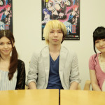 Vita/3DS「CONCEPTIONⅡ」プロデューサー×声優2人によるゲーム紹介動画公開!