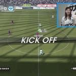 PS3/PS Vita『サカつく』「ゆりっぺと島野PのはじめてのサカつくPart2」公開