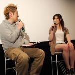 映画『SARAH サラ』公開記念 最強の女優 武田梨奈さんVS最強のプロインタビュアー 吉田豪さん トークバトル実施!