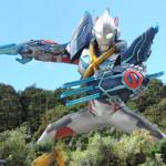 新TVシリーズ『ウルトラマンX』新必殺技の名は「ザナディウム光線」!