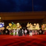 『スター・ウォーズ/フォースの覚醒』:スター・ウォーズねぶた登場!ルーカスフィルム公認ねぶた4台に大熱狂!