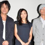 映画『忍者狩り』プレミア試写会、キャスト&監督によるトークショーを実施!
