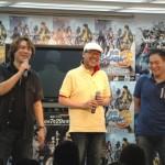 PS3/Wii『戦国BASARA 3』発売記念イベントin秋葉原レポート!徳川家康役の声優・大川透さん登場!
