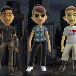 「SQEXエクストリームエッジ」Xbox LIVEにてアバターアイテム配信決定!