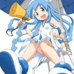 今度は早稲田を侵略でゲソ!!TVアニメ「侵略!イカ娘」早稲田侵略でゲソ祭」開催決定!