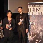 映画『鉄男 THE BULLET MAN』DVD&Blu-ray発売記念「鉄男全作一挙上映」が爆音開催されました!