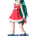 X`masに合わせてサンタコス☆ 『初音ミク PJ DIVA 2nd』&「初音ミク PJ DIVA AC」に追加モジュール配信決定!