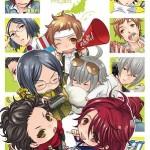 「方言男子」1st×「ミクカレ。/キミカレ。」がコラボ!!ゲーム内で「方言男子」1stシーズンのキャラクターと恋愛・交友できるシステムに!