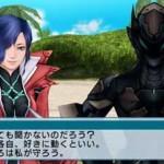 バスクとクノーが登場!PSP『ファンタシースターポータブル2 インフィニティ』